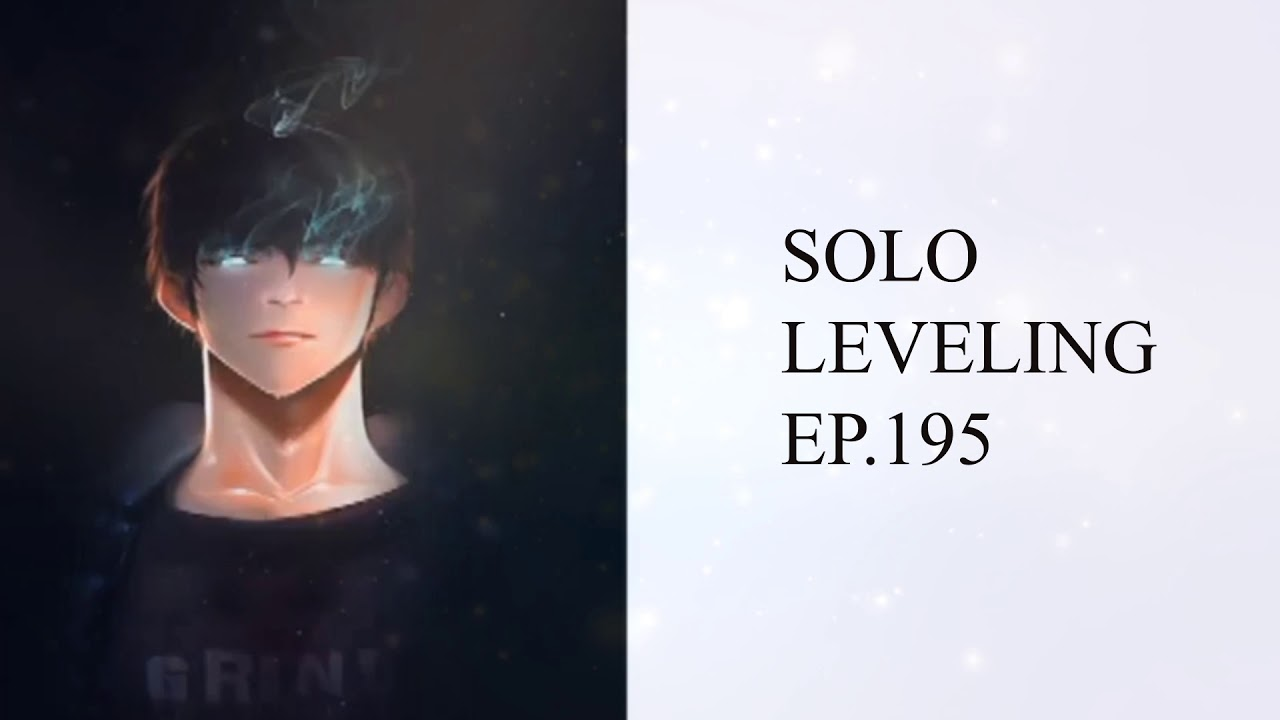 solo levelling 194
